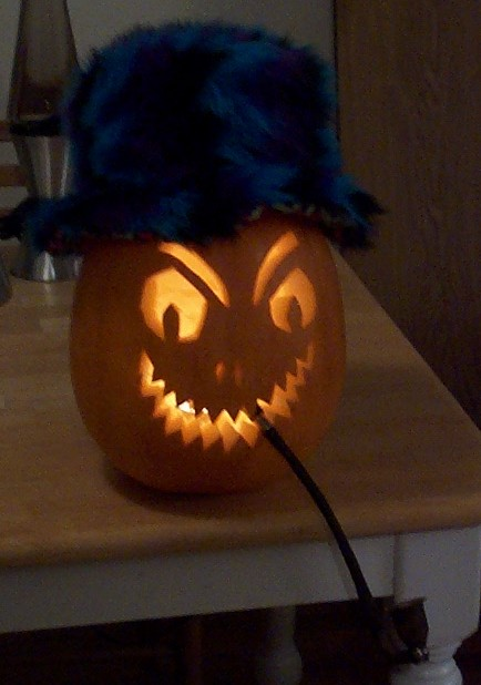 Image - Scary Pumpkin with Fuzzy Hat.jpg