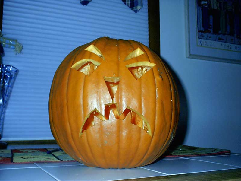 Image - Trav's Evil Pumpkin or something.jpg