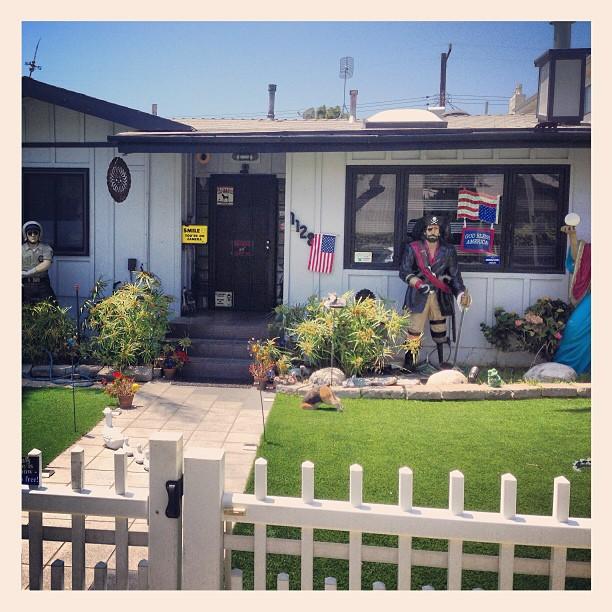 Dream house in Santa Monica