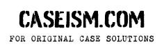 Case Solution