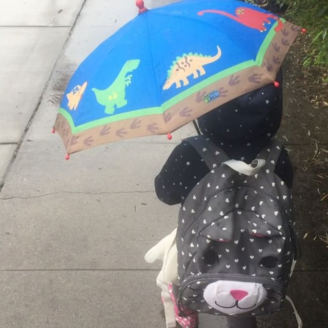 Another rainy day here in Seattle, California...