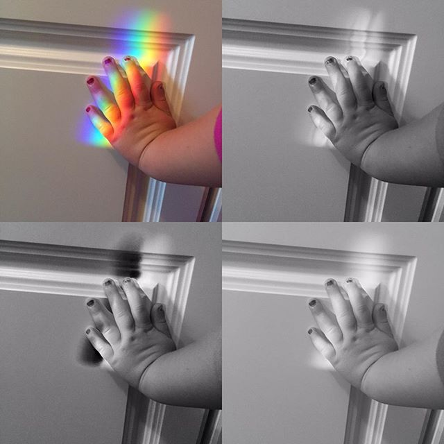 Curious about a rainbow in filters...  #aliceshand